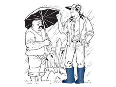 pvc i gumena obuca